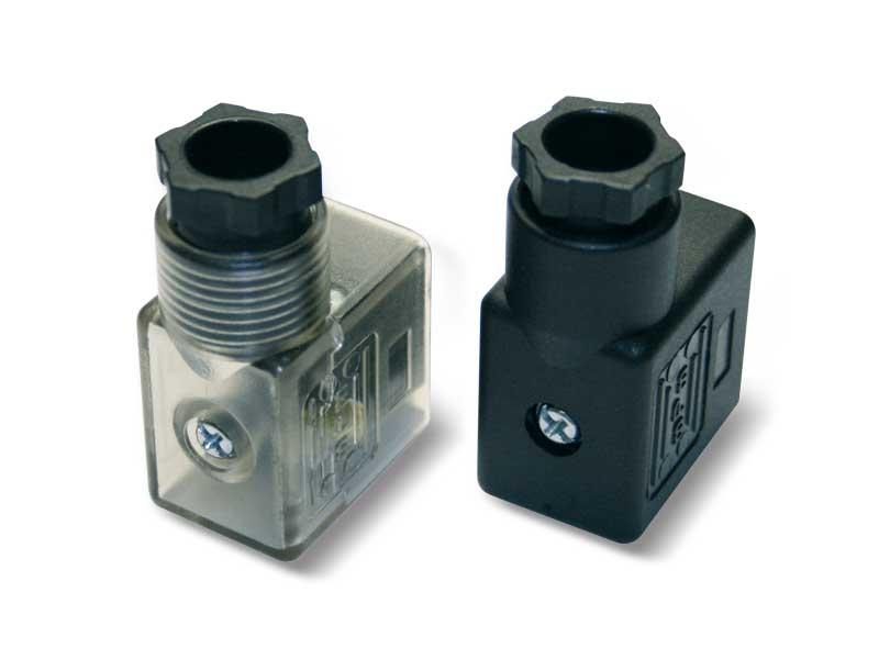 Connecteurs pour bobines électriques