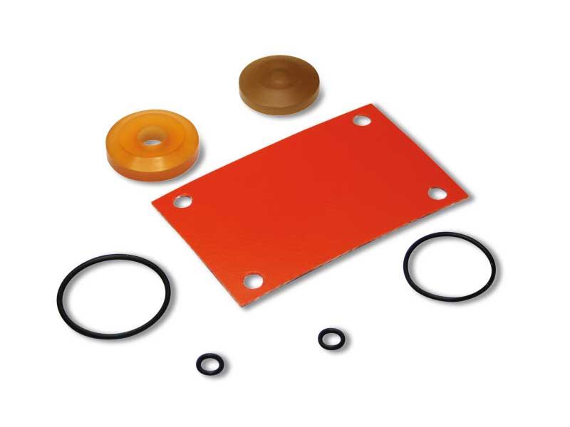 Kit de joints pour électrovannes avec bobines électriques à basse absorption