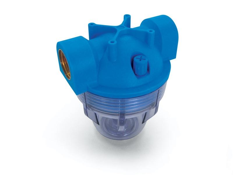 Boitiers pour cartouches filtrantes avec étanchéité par écrasement, série FP
