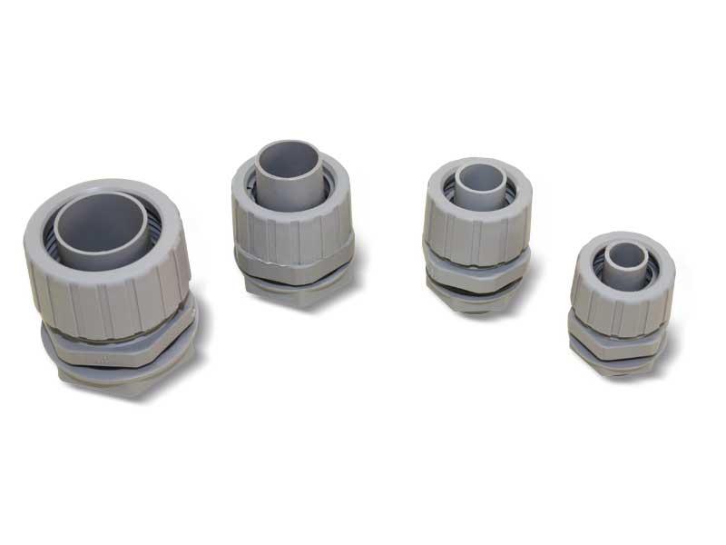 Raccords pour tuyaux flexibles TPR