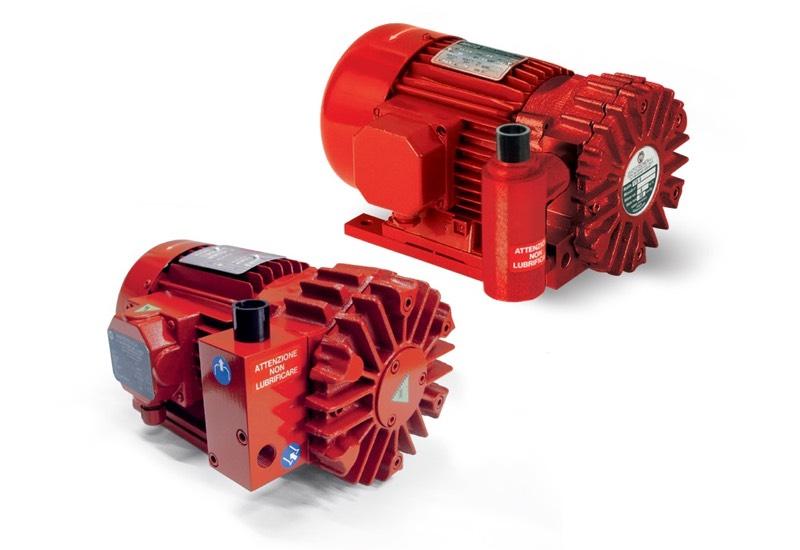 Pompes à vide à sec VTS 6 et VTS 10