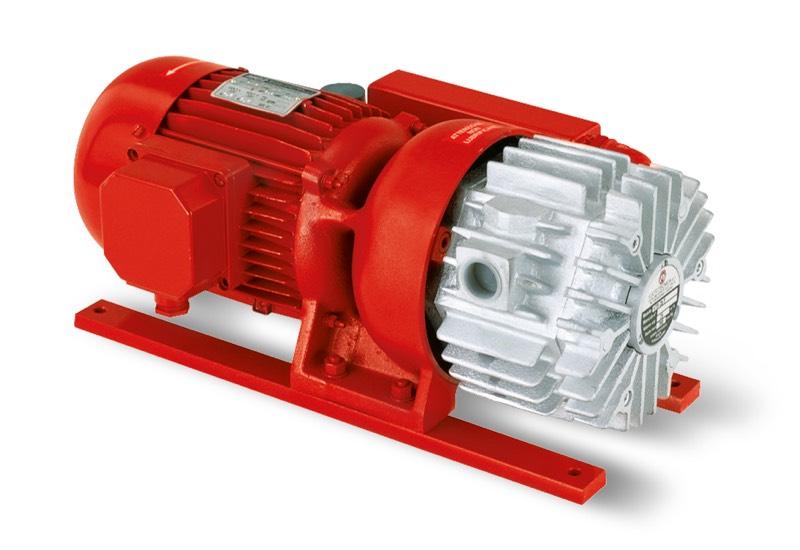 Pompes à vide à sec VTS 10/F et VTS 15/F