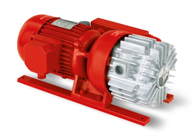Pompes à vide à sec VTS 20/F et VTS 25/F