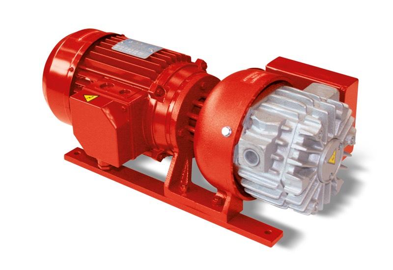 Pompes à vide à sec VTS 10/FG, VTS 15/FG et VTS 20/FG