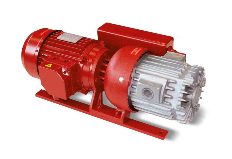 Pompes à vide à sec VTS 25/FG, VTS 30/FG et VTS 35/FG