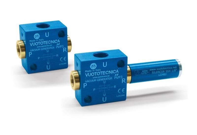 Générateur de vide mono-étagé PVP 3