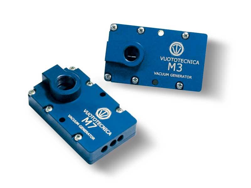 Générateurs de vide multi-étagés série M