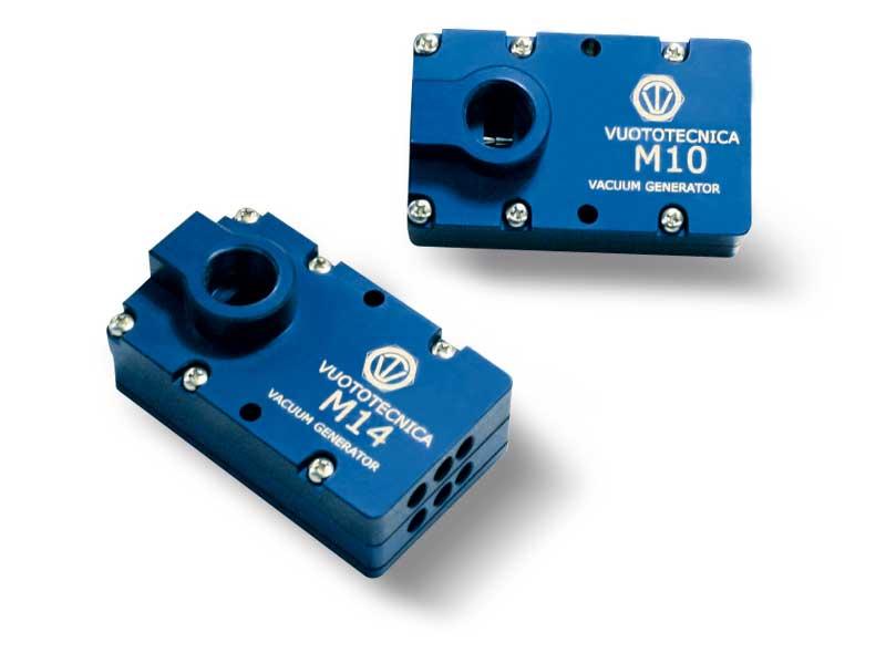 Générateurs de vide multi-étagés M10, M 14 et M 18