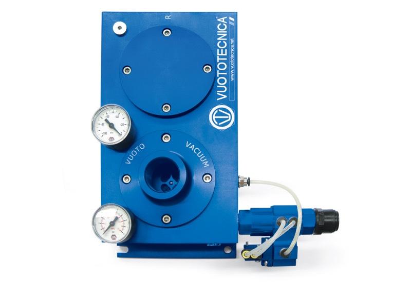 Accessoires pour générateurs de vide PVP 40 ÷ 300 M / MLP