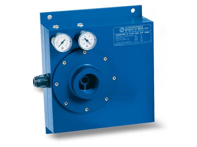 Générateurs de vide multi-étagés et modulaires PVP 150 et PVP 300 MD / MDLP