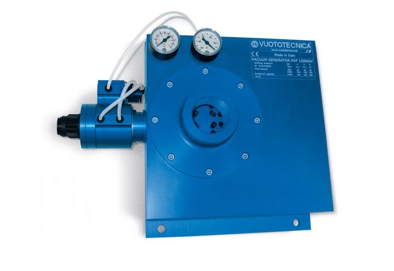 Accessoires pour générateurs de vide PVP 150 ÷ 750 MD / MDLP