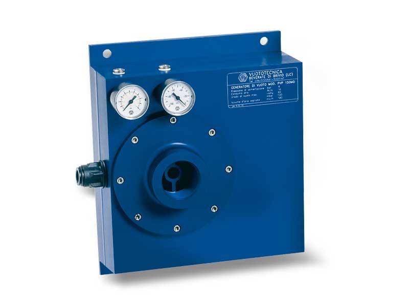 Générateurs de vide multi-étagés et modulaires PVP 450 et PVP 600 MD / MDLP
