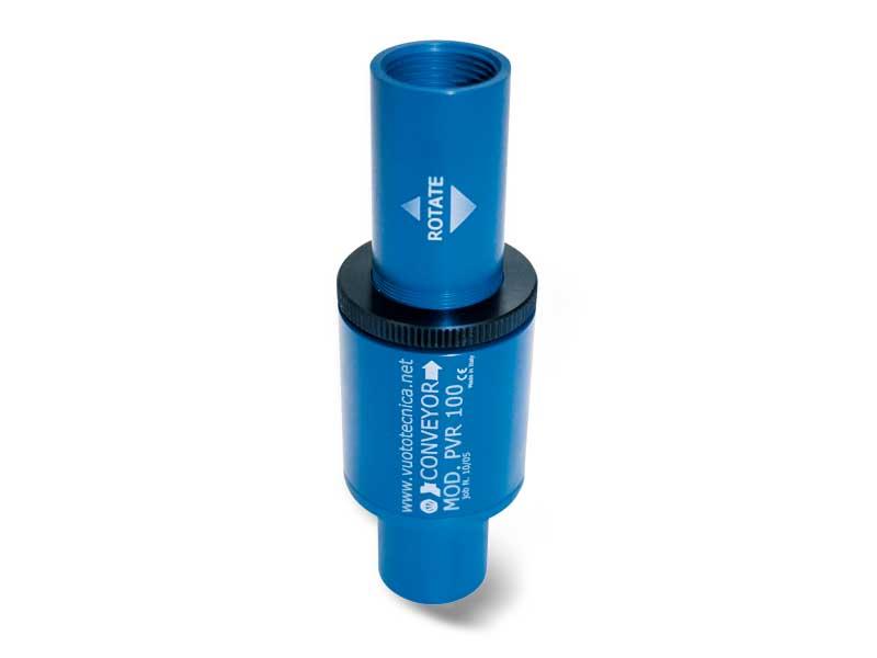 Générateurs de vide réglables conveyor PVR 100 et PVR 200