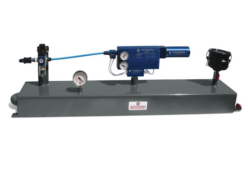 Mini centrales de vide pneumatiques DOP 20