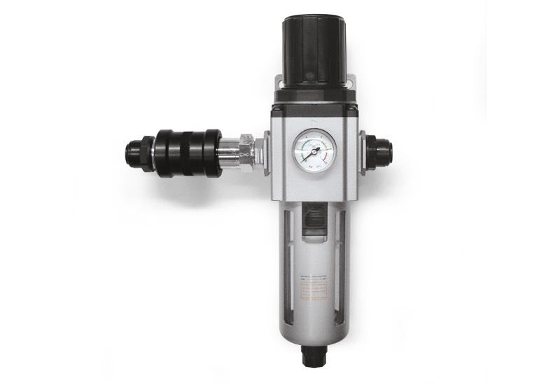 Appareils pneumatiques pour l'alimentation des centrales de vide DOP 150 et DOP 300
