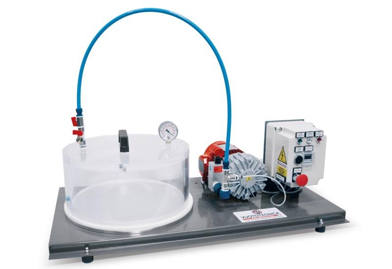Appareils électriques pour test sous-vide