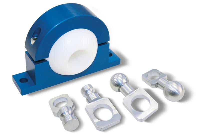 Supports de fixation pour porte-ventouses